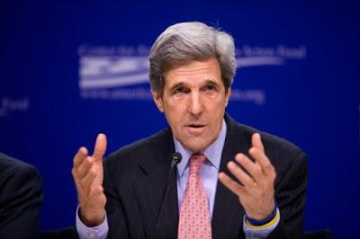 Photo of Buhari, northern governors awaits John Kerry visit over Boko Haram
