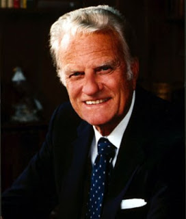 Photo of BILLY GRAHAM DEVOTIONAL: BE HONEST WITH GOD