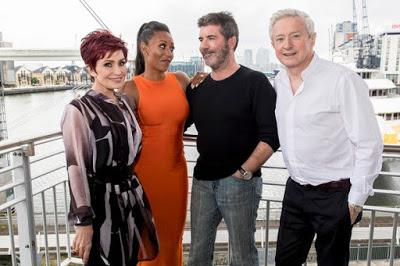Photo of Entertainment: X Factor Host Mini Spice Girls Reunion