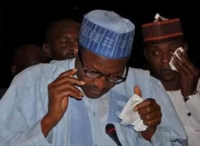 Photo of Breaking: Man hangs himself after writing suicide note to President Buhari