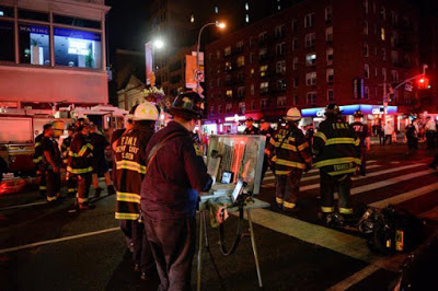 Photo of Breaking: New York City shaken by 'intentional' explosion