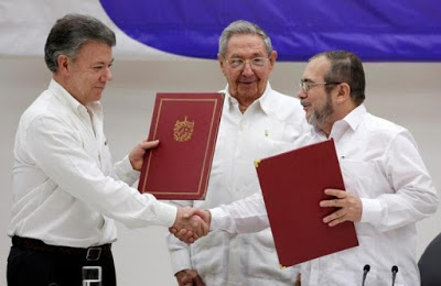 Photo of BREAKING: Colombia to sign peace with Marxist rebels, ending 52-year war