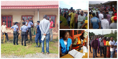Photo of EDO ELECTION:  Peoples Democratic Party rejects governorship elections result