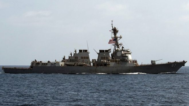 Photo of Yemen conflict: US strikes radar sites after missile attack on ship