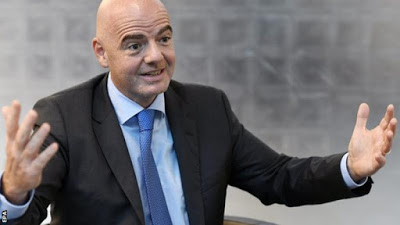 Photo of World Cup: Fifa president Gianni Infantino wants 48-team tournament