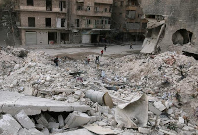Photo of Russia said to send more warplanes to Syria, diplomacy 'on life support'
