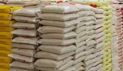 Photo of Nigerians should avoid smuggled rice, 99% not good for consumption – Customs