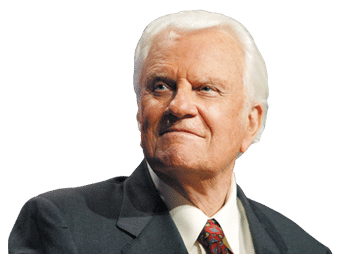 Billy Graham Devotional 23 February 2020