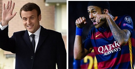 Photo of President Macron gives his approval for Neymar's transfer to PSG