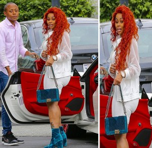 Photo of Blac Chyna to begin a new career in music after split with Rob Kardashian