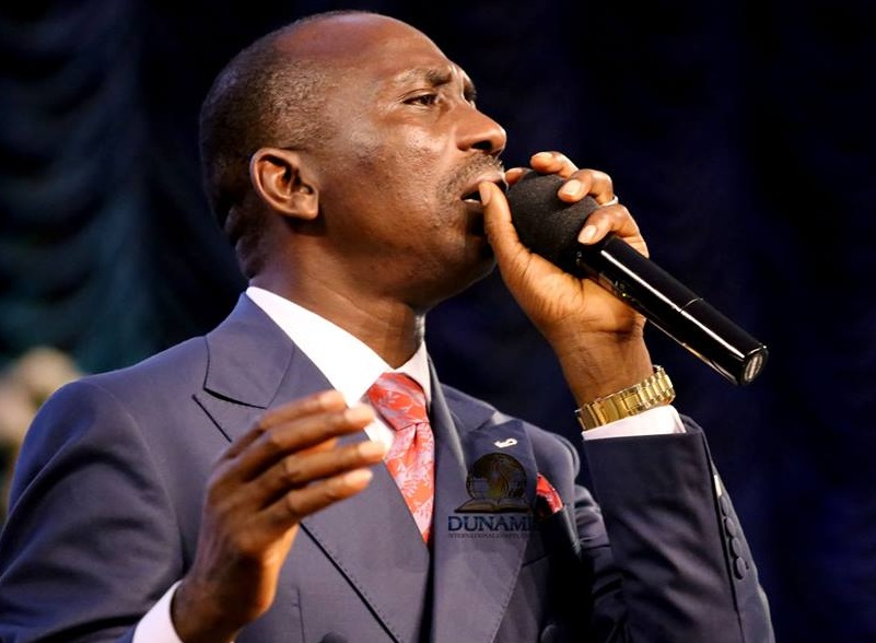 The Blessing and Supernatural Abundance - Dr. Paul Enenche