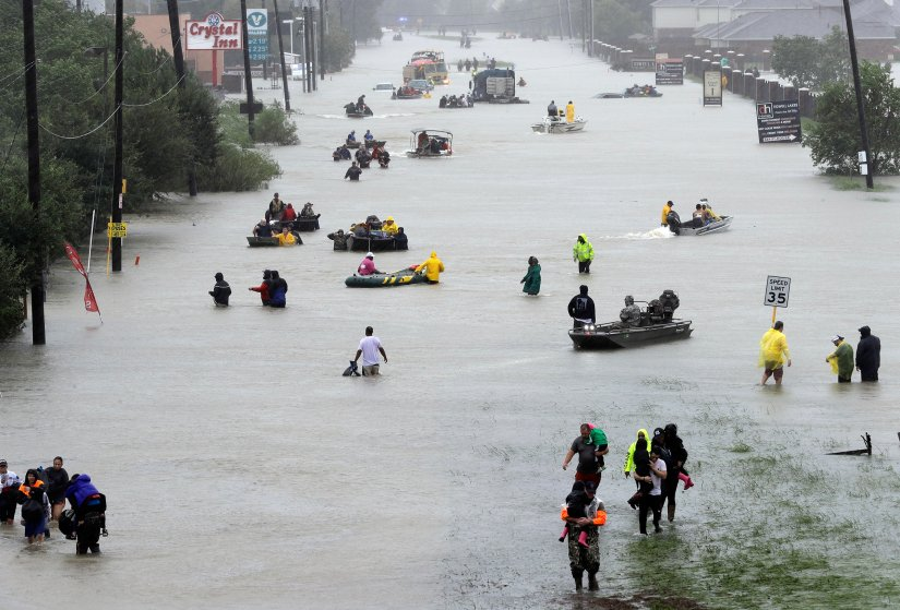 Photo of Gay people to blame for Hurricane Harvey, say evangelical Christian leaders