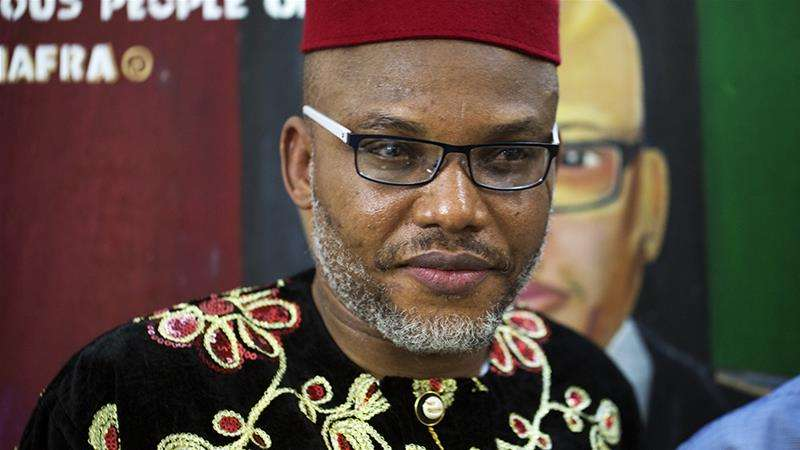 Details of Nnamdi Kanu meeting with UN