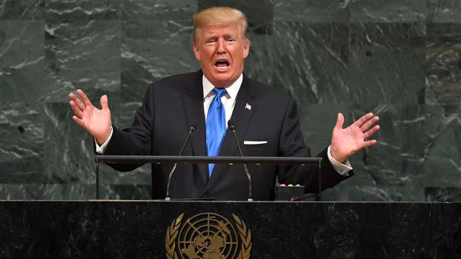 Photo of United States President Trump vows to destroy North Korea completely