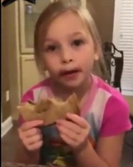 Photo of Watch Video: Little white girl says she wants to be a black woman when she grows up