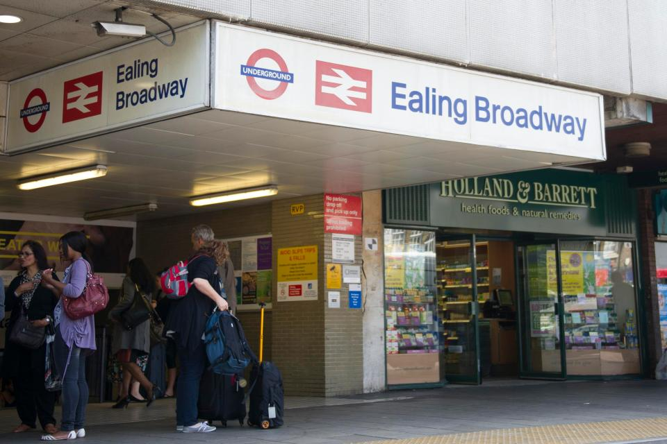 Photo of Young woman is found nak'd on the street days after being kidnapped at a tube station