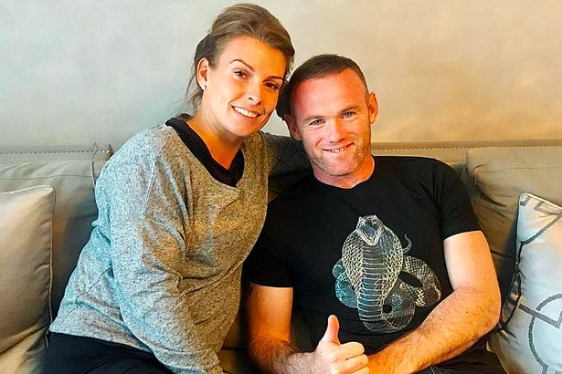 Photo of Coleen Rooney to give shamed Wayne 'one last chance' following drink drive girl scandal