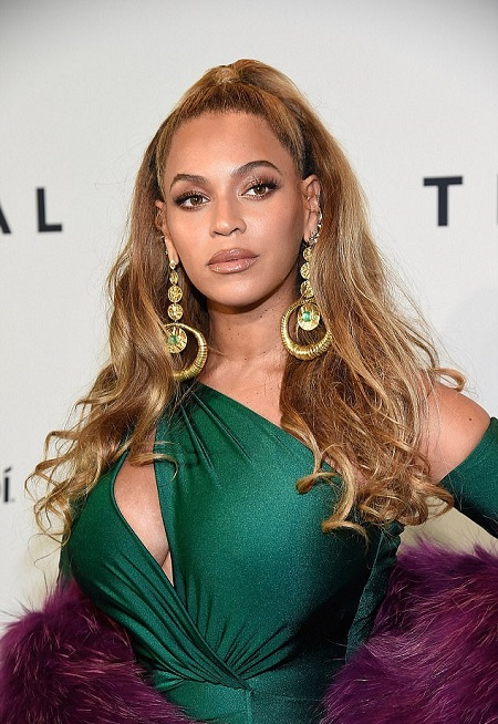 Photo of Beyonce Attends TIDAL's Annual Benefit Concert