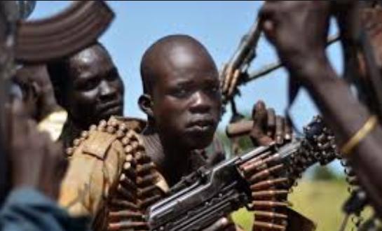 Sudanese criminal gang