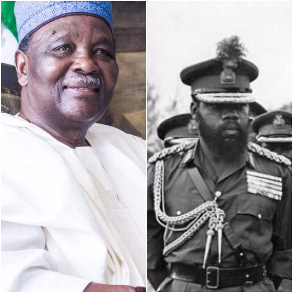 Photo of Ojukwu's 'lies' caused civil war – Gowon