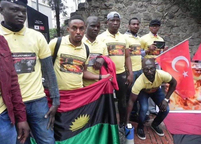 IPOB town hall meeting in Germany