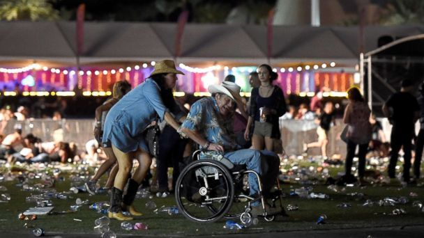 Las Vegas Strip shooting