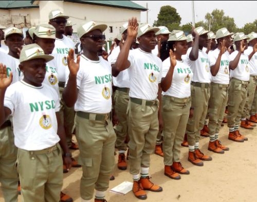 Female Corps member gang raped by 15-member armed robbery