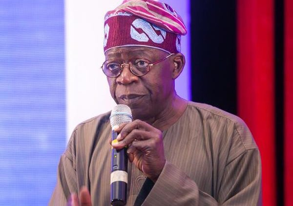 Tinubu begs Igbo community in Lagos to vote APC