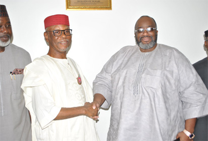 Photo of Emeka Ojukwu storms APC headquarter, reveals why he dumped APGA
