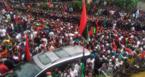 IPOB accuses police of abducting