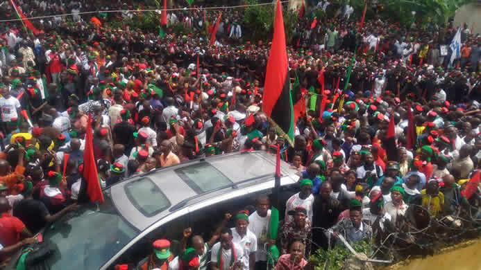 Photo of Referendum will prove IPOB not dead
