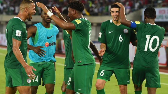 Photo of Nigeria thrash Argentina 4-2 in Russia