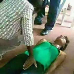 Photo of Photos of pastors who touch ladies private parts to pray