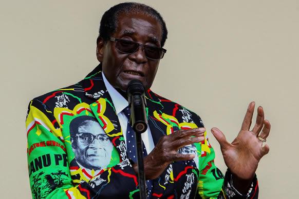 Photo of Just in: Robert Mugabe to make live TV address tonight