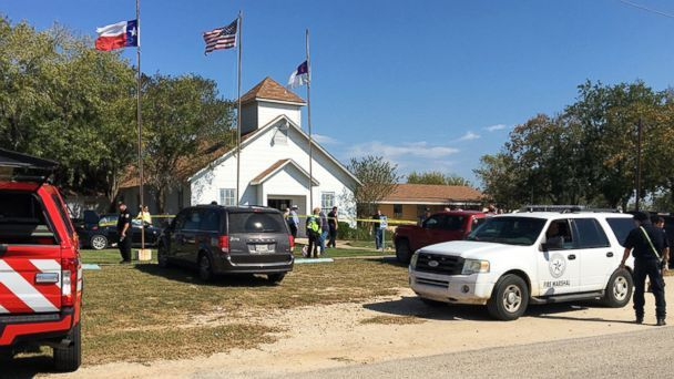 Photo of Texas Church Shooting: 26 dead, 20 injured in massacre, worst in history(Updated)