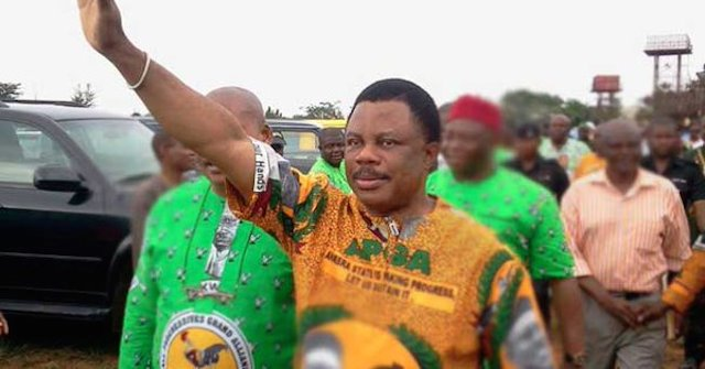 Photo of Anambra Election: INEC declares Obiano winner