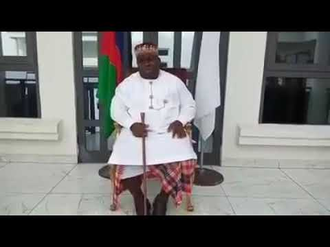 Photo of Asari Dokubo visit Anambra ahead of Polls (Watch Video)