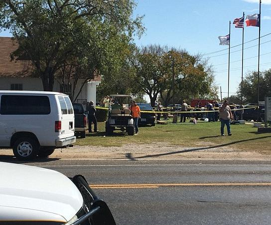 Photo of UPDATED: At least 20 dead and 30 injured in Texas church shooting