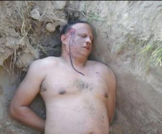 Photo of Man faked his own murder after wife hired hitman to kill him