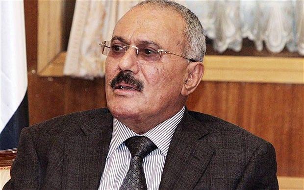 Photo of Former President of Yemen killed by rebels