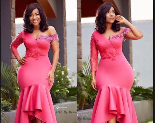 'When it comes to sex, I'm always in-charge of all the sexual activities', says Actress Joselyn Dumas