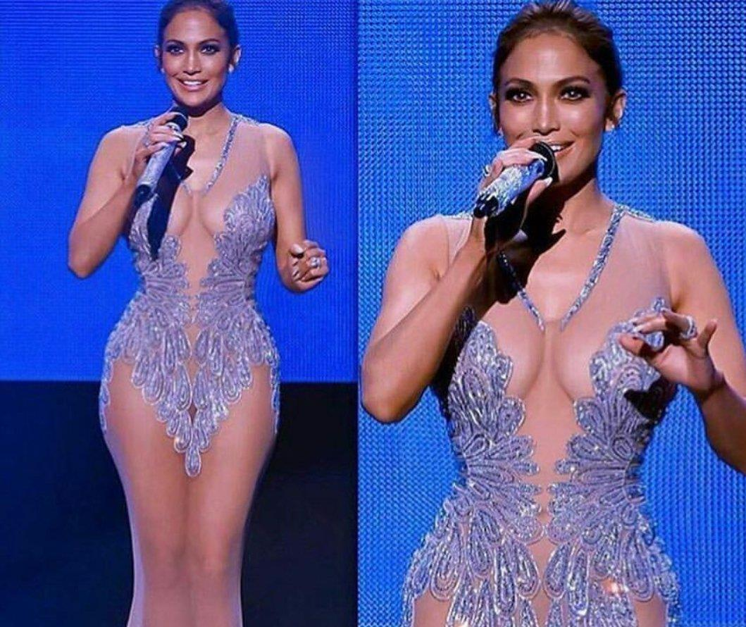 Photo of Viral photo of Jennifer Lopez that got people talking