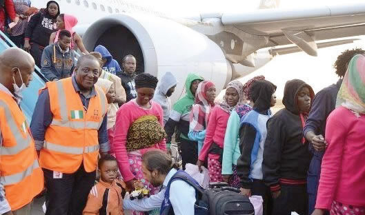 Fellow Nigerians abducted, sold us into slavery in Libya –Returnees