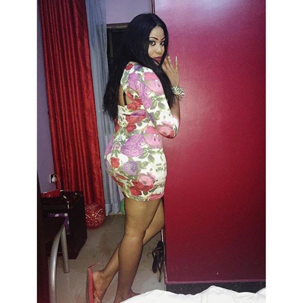 Nollywood actress Omalicha