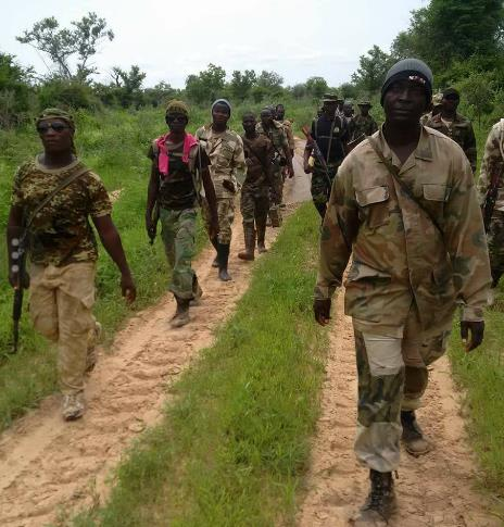 Photo of 'We are suffering in Sambisa forest, Nigerians should pray for us' – Soldier pleads