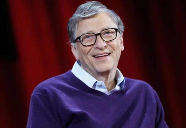 Bill Gates is spending billions to 'save months
