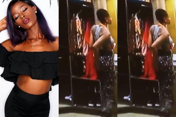 BBNaija 2018: Video of Khloe scratching her butt goes viral - Premium News24