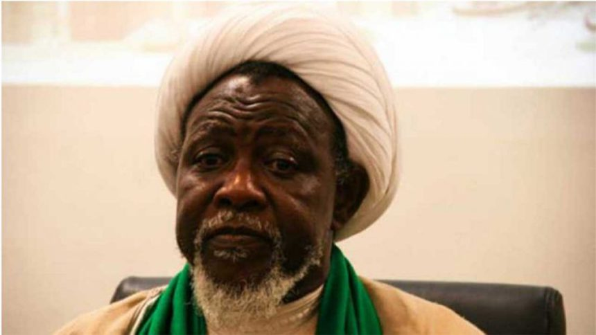 Photo of El-Zakzaky: US, EU asked to call IMN, Iran to order