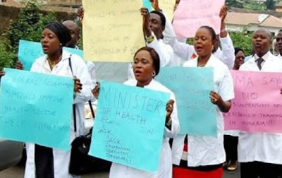 Federal health workers begin nationwide strike