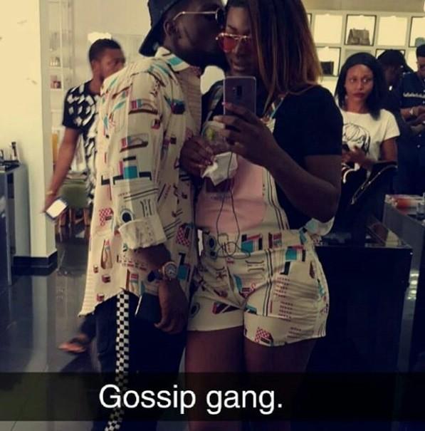 Photo of BBNaija 2018: Alex and Tobi rock matching outfits as they visit Kiki Osinbajo (photos)